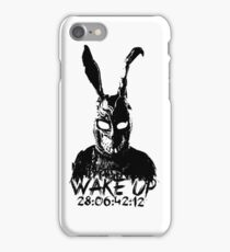 Wake Up iPhone Case/Skin
