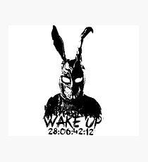 Wake Up Photographic Print