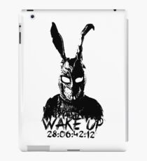 Wake Up iPad Case/Skin