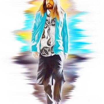 Jared 'fashion' Leto  by olgapanteleyeva