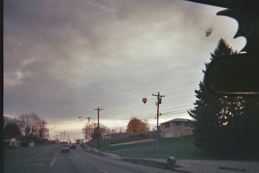 hot air ballons by alice pau