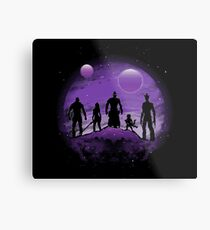 Guardians Metal Print