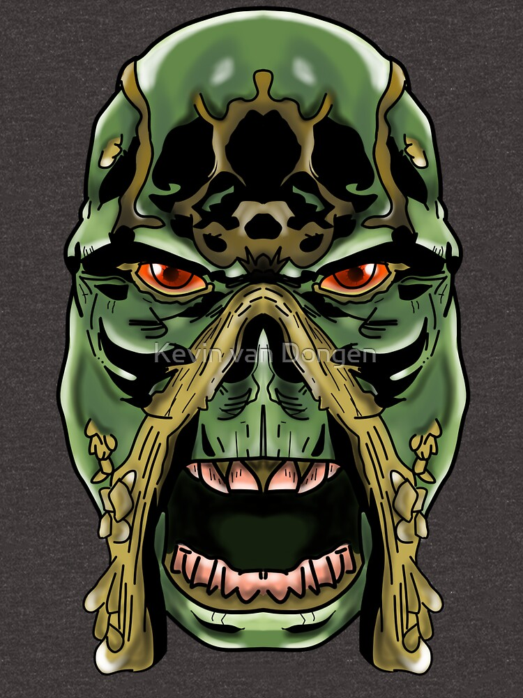 Swamp Thing  by GameGeekzDesign