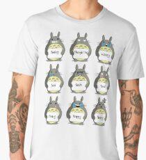 Totoro Emoji Men's Premium T-Shirt