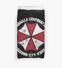 Umbrella Corporation Duvet Cover
