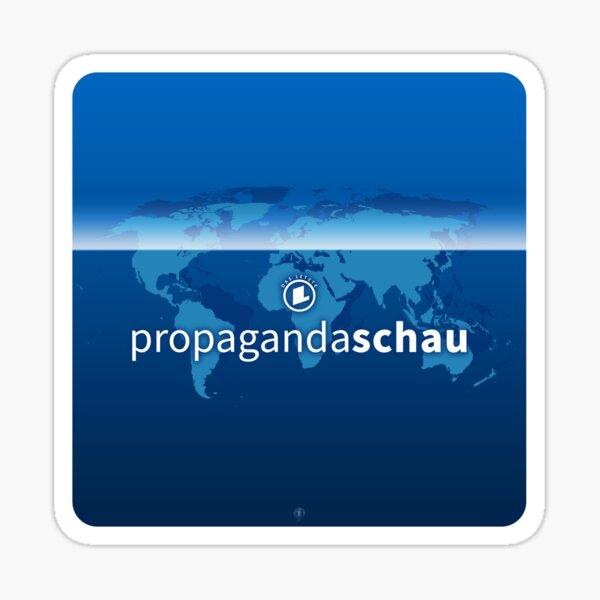 Propagandaschau Sticker