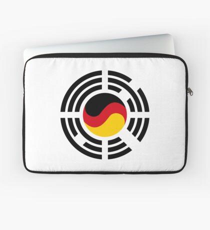 Korean German Multinational Patriot Flag Series Laptop Sleeve