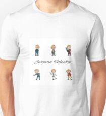 Jeromes evolution  Unisex T-Shirt