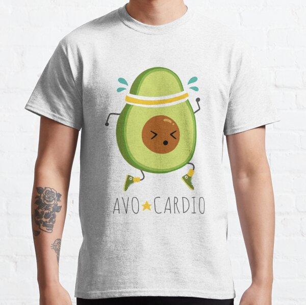 Avocado Cardio Classic T-Shirt