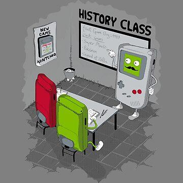 History Class by RiverartDesign