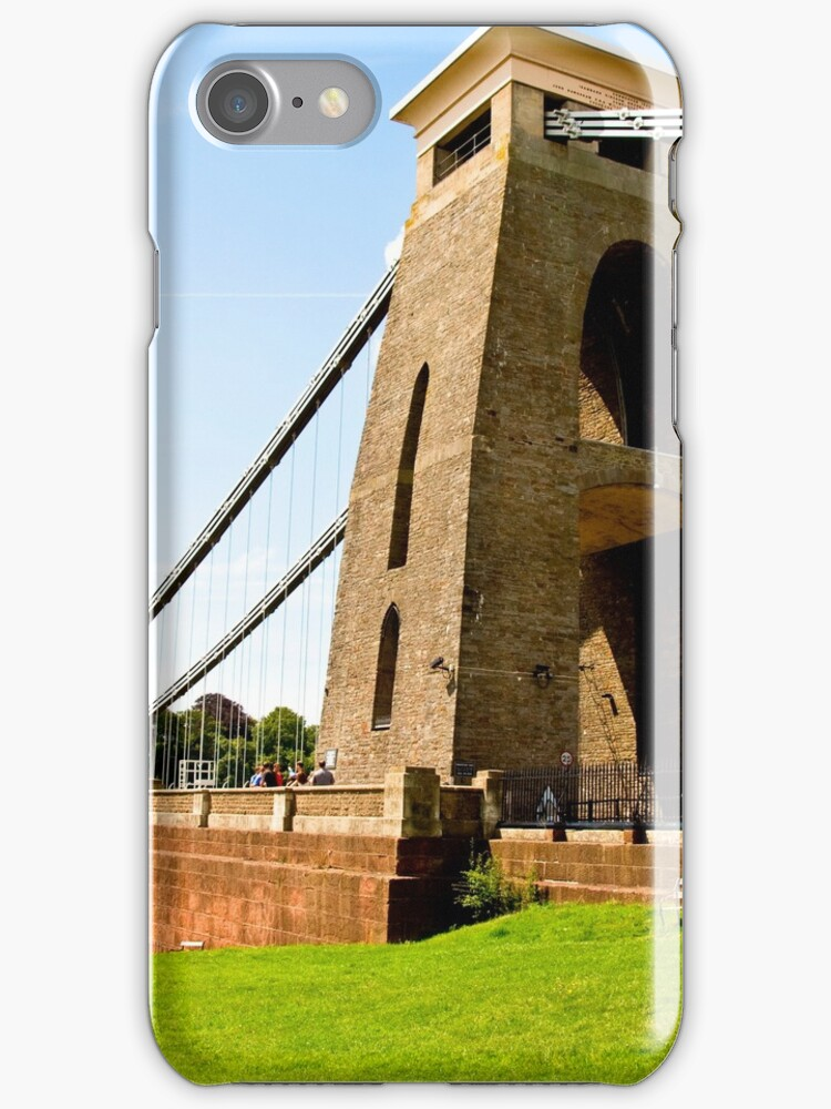 Clifton Suspension Bridge by Dave  Knowles
