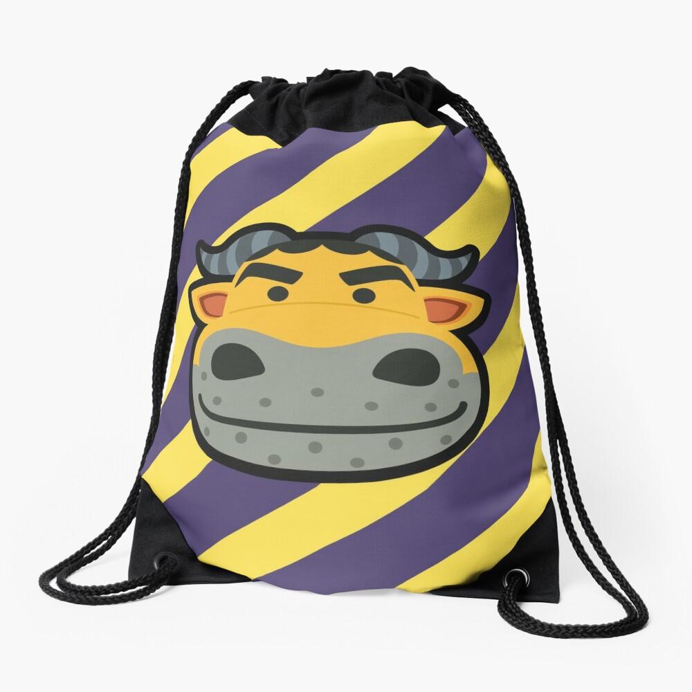 COACH ANIMAL CROSSING Drawstring Bag
