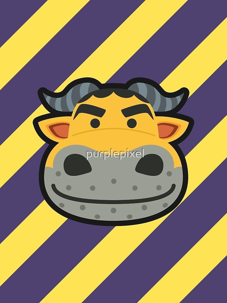 COACH ANIMAL CROSSING by purplepixel