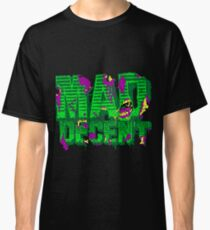 Mad decent logo Zombie Classic T-Shirt