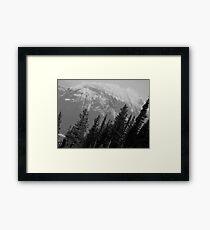 Banff Alberta National Park Framed Print