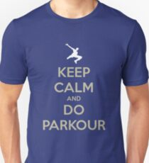 Parkour Design T-Shirt
