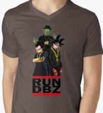 RUN DBZ Men's V-Neck T-Shirt