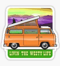 Westy Life Sticker