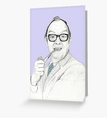 Lovely Eric Greeting Card