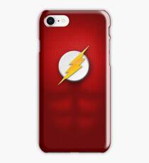 Flash Suit iPhone Case/Skin