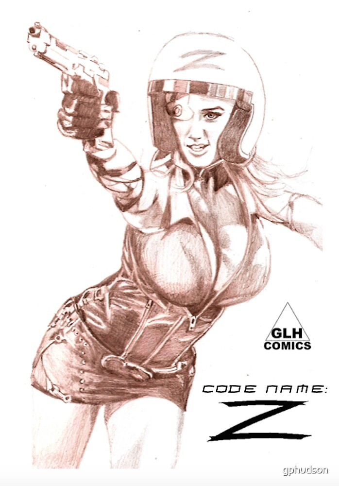 Code Name: Z by gphudson