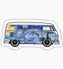 Gogh Van Sticker