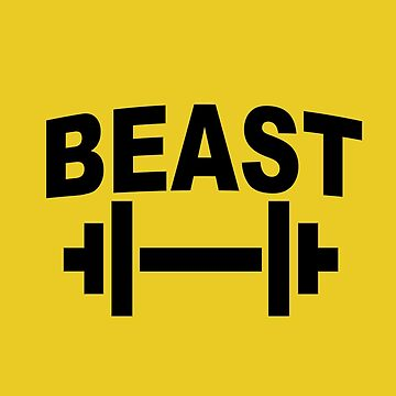 BEAST - For those who workout (and those who don't) by KookyCool