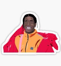 Asap Rocky Sticker