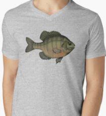 Crappie Men's V-Neck T-Shirt