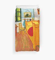 Van Gogh, Vincent's Bedroom Duvet Cover