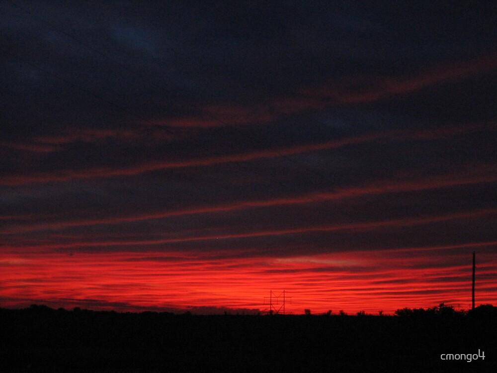 Sunrise in Springdale by cmongo4