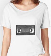 T-shirt VHS movie Women's Relaxed Fit T-Shirt