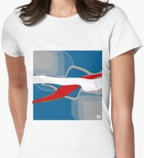 Primallary Women's Fitted T-Shirt