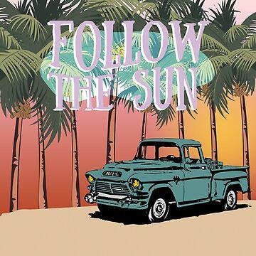 Follow The Sun by tasostsintzi