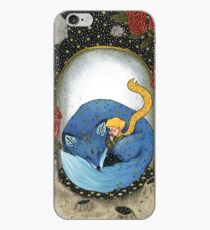 The Little Prince - Blue version iPhone Case
