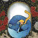 The Little Prince - Blue version by FernandaMaya