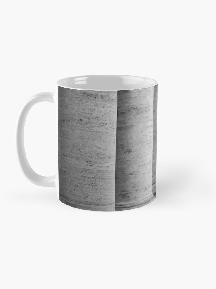 Alternate view of Columns of St Peter's Mug