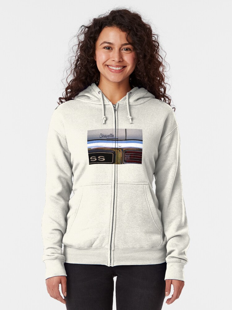 Alternate view of Super Sport Zipped Hoodie