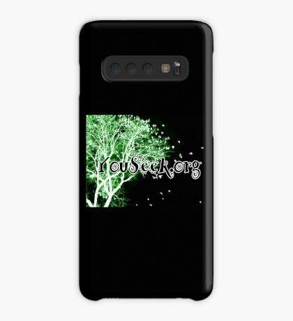 YouSeek.org Case/Skin for Samsung Galaxy