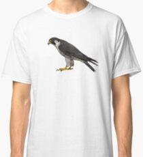 Peregrine Falcon (Falco peregrinus) Classic T-Shirt