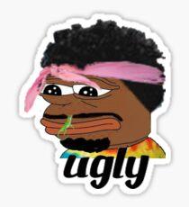 Ugly God kasdan Sticker
