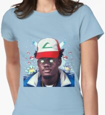 Ugly God Womens Fitted T-Shirt
