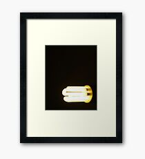 Going Eco Framed Print