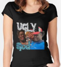 Ugly God Women's Fitted Scoop T-Shirt