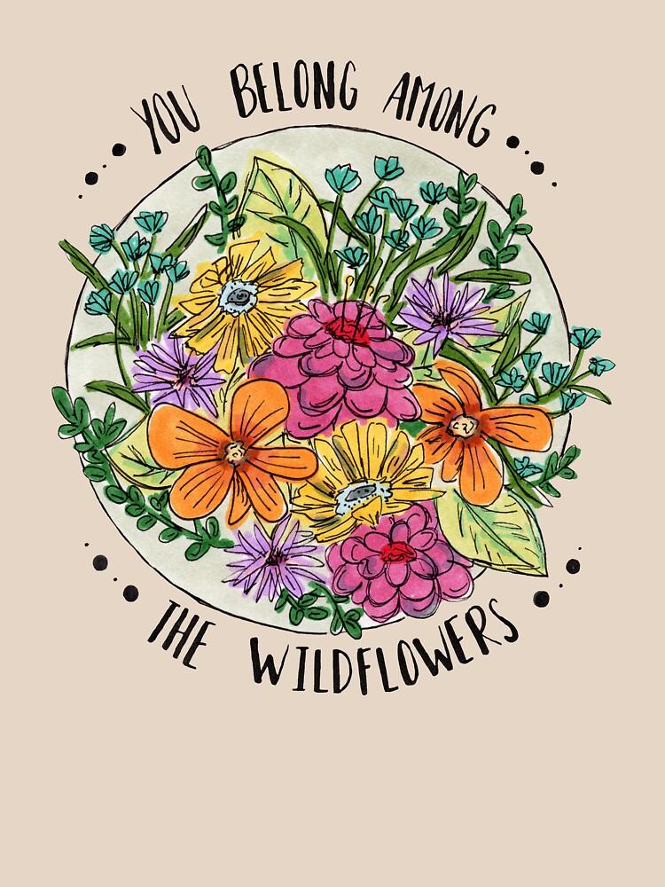 Usted pertenece a las flores silvestres de polaskus