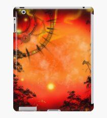 A Burning World iPad Case/Skin