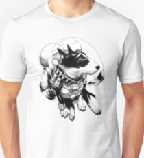 Jetpack Dog | Curtiss T-Shirt