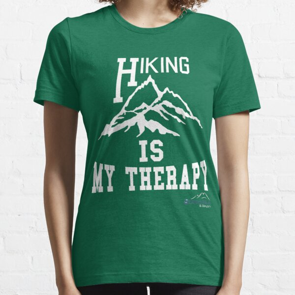 Hiking is my Therapy Essential T-Shirt