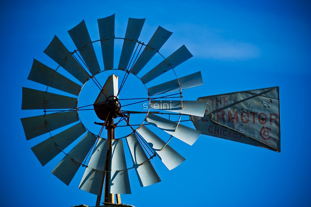 AERMOTOR Windmill by steini