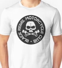 Black Rebel Motorcycle Club • BRMC • White Circle Unisex T-Shirt